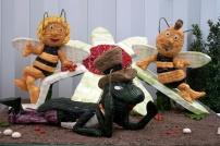 Panera creativa de l'abella Maia